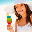 Holidays at the Caribbean — Stock Photo #7764645