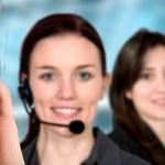Business-Kunden-Service-team — Stockfoto