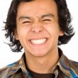 Young man with a big smile — Stock Photo
