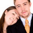 Office partners — Stock Photo #7765079