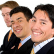 Stock Photo: Informal Business team