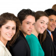 Royalty-Free Stock Photo: Friendly business team