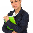 Woman in education - Stock Photo