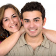 Happy couple — Stock Photo #7765524