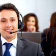 Customer service representative — Stock Photo #7765581