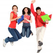 Happy students — Stock Photo #7765876