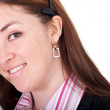 Customer service woman — Stock Photo #7766145