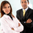 Business office partners - Foto de Stock