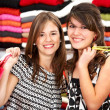 Girls out shopping — Stock Photo #7766715