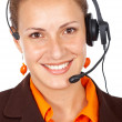 Customer services representative — Stock Photo #7766806