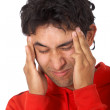 Stock Photo: Headache