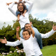 Happy family — Stock Photo #7766940