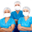Royalty-Free Stock Photo: Medical team