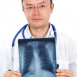 Xray doctor — Stock Photo