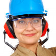 Industrial worker - Foto Stock