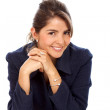 Stock Photo: Business woman portrait