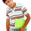 Stock Photo: College student
