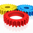Cogwheels — Stock Photo #7767531