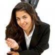 Business woman portrait — Foto de Stock