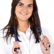 Stock Photo: Female doctor