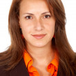 Business Frau portrait — Stockfoto