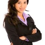 Business woman portrait — Stock Photo #7768487