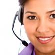 Customer services representative — Stock Photo #7768490
