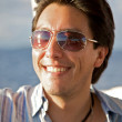 Man portrait with sunglasses — Stockfoto #7768685