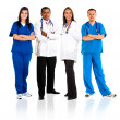 Group of doctors — Stock Photo #7768720