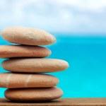 Balancing stones — Stock Photo #7768756