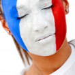 French fan — Stock Photo