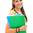 Young female student — Stock Photo #7769170