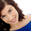 Woman portrait smiling — Stock Photo #7769175