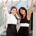 Successful business women — Stock Photo #7769296