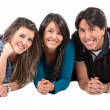 Group of smiling — Stock Photo #7769401