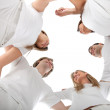 Circle of friends — Stock Photo #7769699