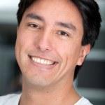 Man portrait smiling — Stock Photo
