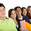 Group of students — Stock Photo #7769857