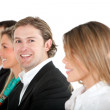 Group of business — Stock Photo #7769899