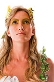Greek goddess — Stock Photo