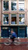 Anne frank haus in amsterdam — Stockfoto