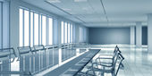 Office interior space — Stock Photo
