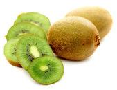 Verde kiwi — Foto de Stock