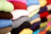 Clothes at retail store — Stock Photo