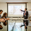 Stockfoto: Business presentation