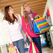Shopping women — Stock Photo #7770263