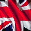 UK flag — Stock Photo #7770648