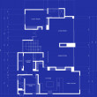 Blueprints — Stockfoto