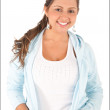 Woman in sportswear — Stock Photo #7770816