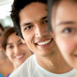Royalty-Free Stock Photo: Gym smiling